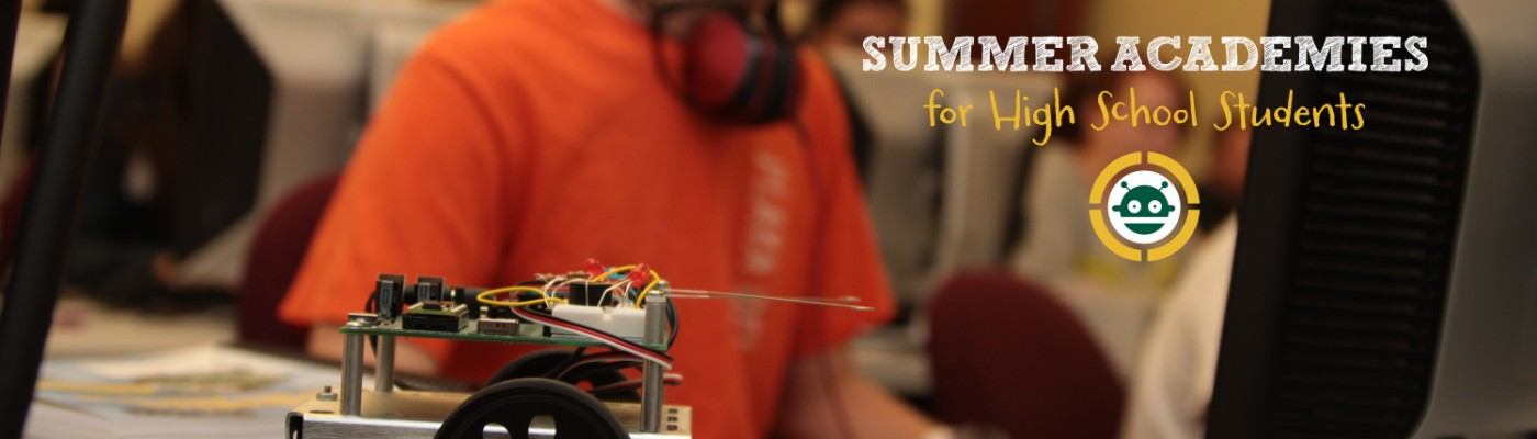 Image of Summer Academies banner 2