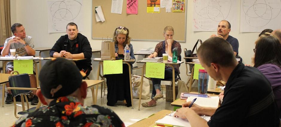 High School AP Teachers Enhance Skills at Summer Workshop
