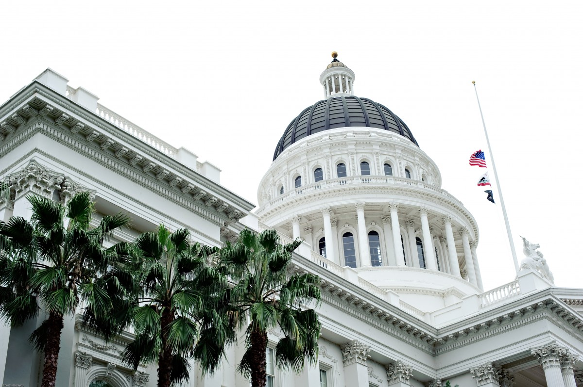 Government Partner: The State of California