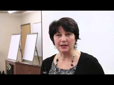 Instructor Jackie Alcalde Marr