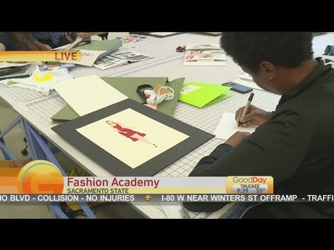 """Good Day"" Features Fashion Academy"