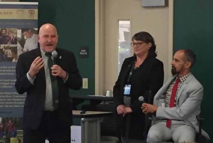 Video: How President Nelsen Revealed CCE's New Dean