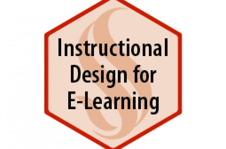 Instructional Design For Elearning Certificate Program College Of
