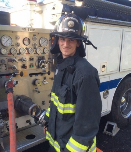 William Stewartu0027s Training Kicked Into Action When He Heard A Man Choking  And Saved His Life. Wil, Whou0027s A Firefighter And A Student In The Paramedic  ...