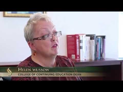 Meet CCE Dean Helen Wussow