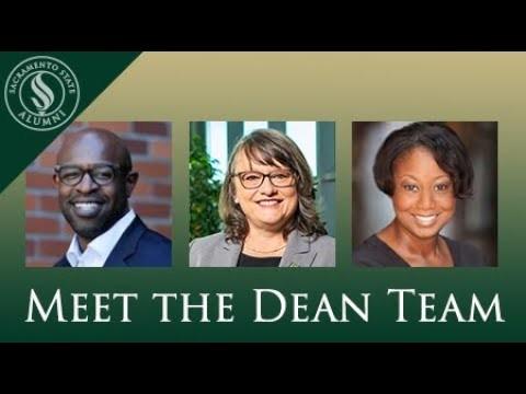 Meet the Dean Team