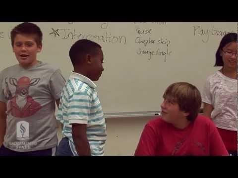 Improv and Comedy Class Video