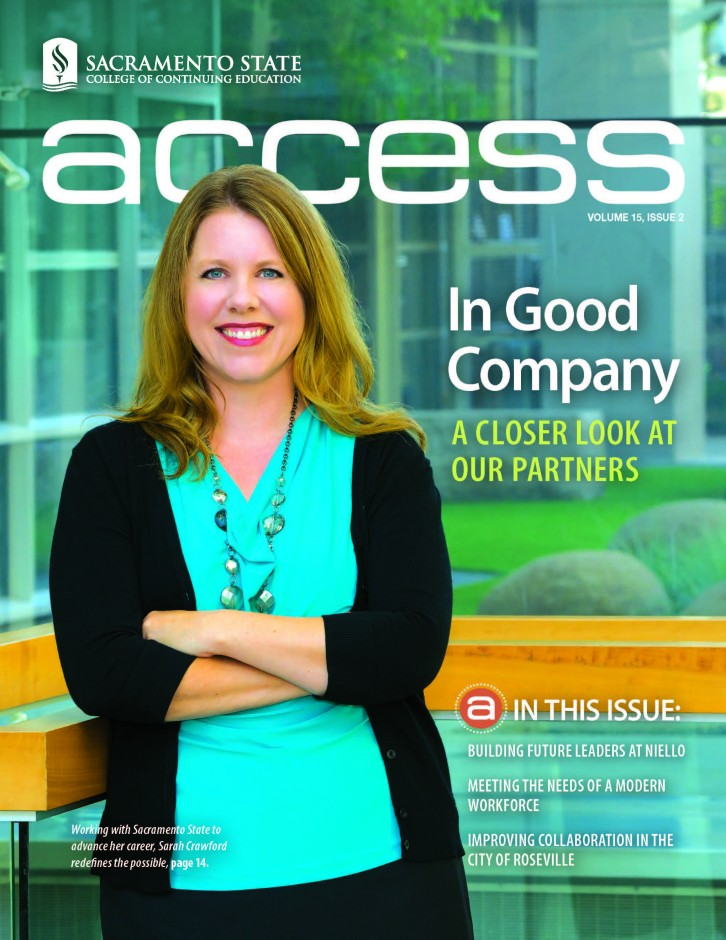 Access cover, Sarah Crawford